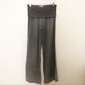 Anthropologie Cloth & Stone Palazzo Wide Leg Pants